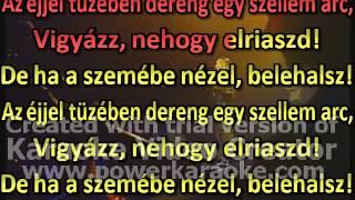 Ákos   Ez a miénk karaoke videoval