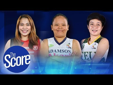 The Score: Who Will be UAAP Season 81's Best Libero?