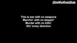 Linkin Park - Wastelands   Lyrics on screen   HD