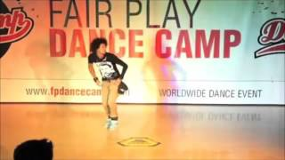 Les Twins (Laurent) Ft Willow Smith - Whip My Hair