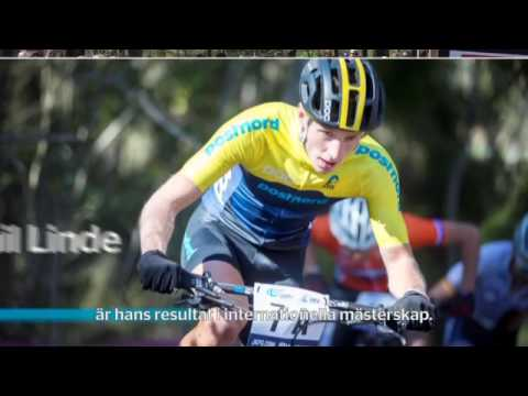 Emil Linde - Årets Postcyklist 2016 (herr)