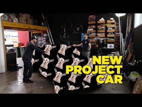NEW PROJECT CAR REVEAL