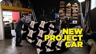 HQ HOLDEN - PROJECT CAR REVEAL