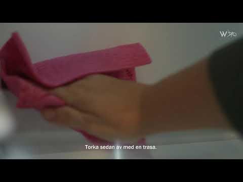 Wallenstam tipsar, Vattensamling i kylskåpet