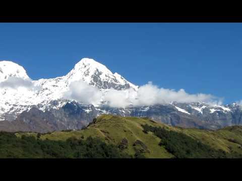 Mardi Himal Trek in the Himalayas Nepal