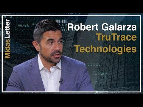 TruTrace Technologies (CNSX:TTT) CEO Robert Galarza