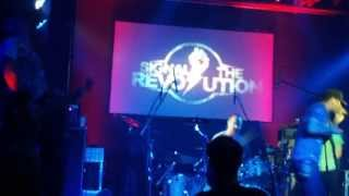 """Signal The Revolution- """"Break""""...Live w/OTHERWISE 7-19-2013"""