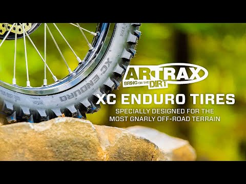Artrax XC Enduro Sticky Tire Review