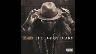 "E 40 ""Bag On Me"" Feat  KD Stunts"