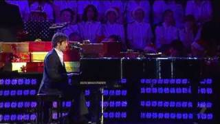 """Josh Groban - """"Hidden Away"""" at Carols in the Domain (18/12/10)"""
