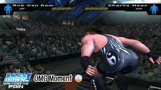 Dangerous Move By RVD | WWE SD! HCTP |