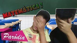 MATEMÁTICA ♫  | Paródia de ELA ENCAIXA - MC KEVINHO