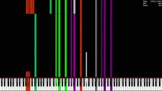 [Black MIDI] Tiny Tim - Living in the Sunlight 42k notes! ~Sir Spork 60FPS