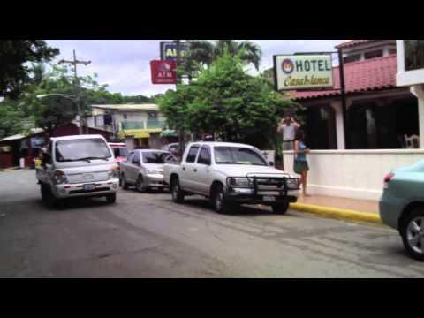 Transportation in San Juan del Sur, Nicaragua 2011
