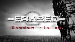 """Erased - """"Shadow Rising""""  [OFFICIAL MUSIC VIDEO]"""