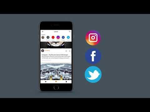The new McLaren app