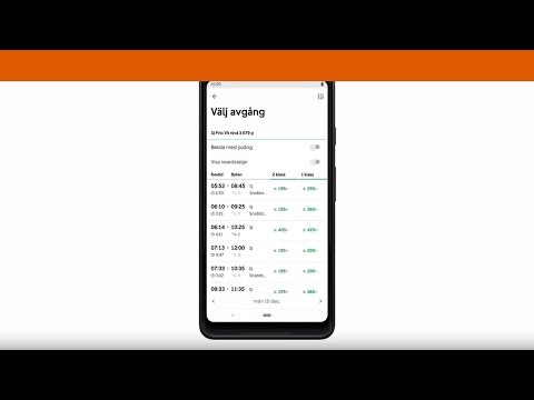 SJ för Android