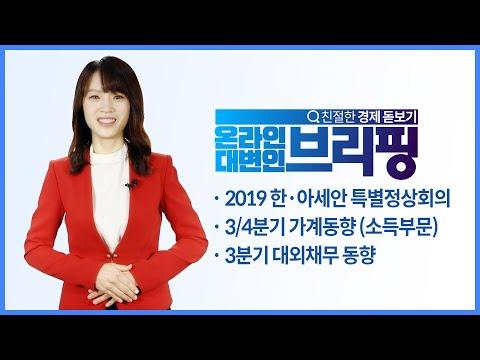 친절한 경제 돋보기 - 온라인 대변인 브리핑 5회 | 기획재정부