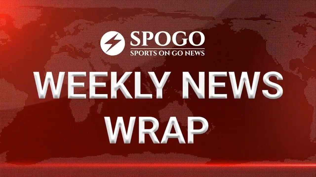 Weekly News Wrap - 1st - 7th May
