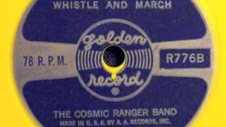 Astro Boy theme & whistle - Cosmic Rangers 78 rpm Golden Record