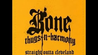 Bone thugs-n-harmony - Sometimes Its Hard feat. 2Pac (Straight Outta Cleveland)
