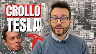 Wall Street: le azioni Tesla sono da comprare dopo i crolli?