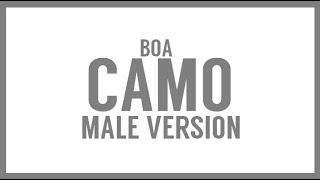 [MALE VERSION] BoA - CAMO