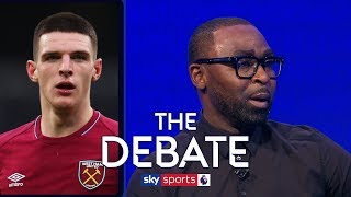 Has Declan Rice made the right choice picking England over Ireland? | The Debate