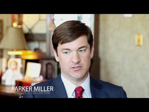 BP Oil Spill discussed by Beasley Allen attorney Parker Miller