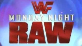 Old 1st (WWF) Raw Theme Song