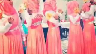 Ethiopian Muslim wedding  Neshida width=