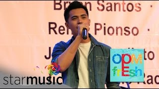 MARLO MORTEL - MOO [My One and Only] (OPM Fresh Grand Album Launch)