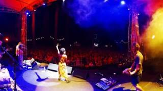 """Sampa The Great - """"Sabor"""" LIVE at WOMADelaide 2016 in 360°"""