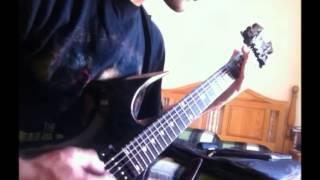 ENTOMBED - Revel in Flesh [Guitar Cover]