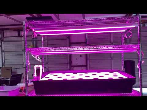 New Home Scale Indoor Vertical Hydroponics Farm - Part Three