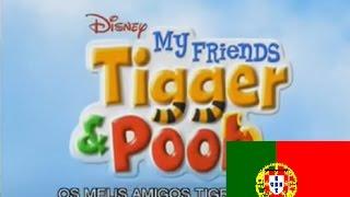 Os Meus Amigos Tigre e Pooh || European Portuguese