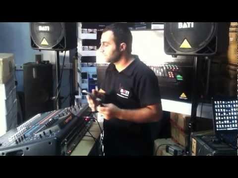 Bati Muzik Market Behringer Digital Mixer X32 Türkçe Anlatımlı Eğitim 1 Kurulum