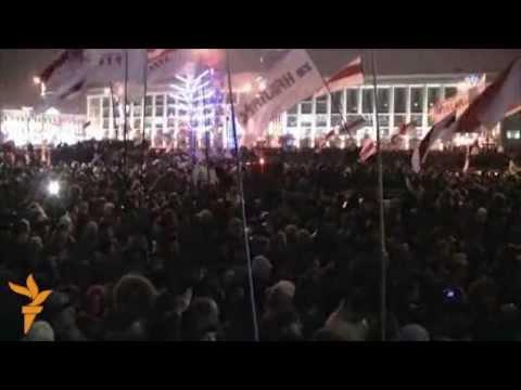 Våga, tycka, tala: Massdemonstrationer är mycket ovanligt