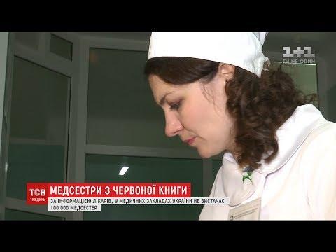 Дефіцит у 100 тисяч медсестер: ТСН. Тиждень дослідив причини браку кадрів у лікарнях