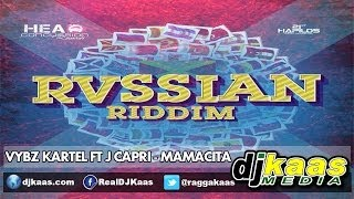 Vybz Kartel ft J Capri - Mamacita (Raw) March 2014 [Rvssian Riddim - Head Concussion Records]