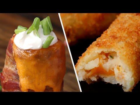 6 Cheesy Recipes for Potato Lovers ? Tasty Recipes