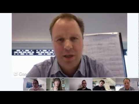 EventCamp Europe Brainstorm 31 May 2012 - 3x3 Hangout output Summary Broadcast