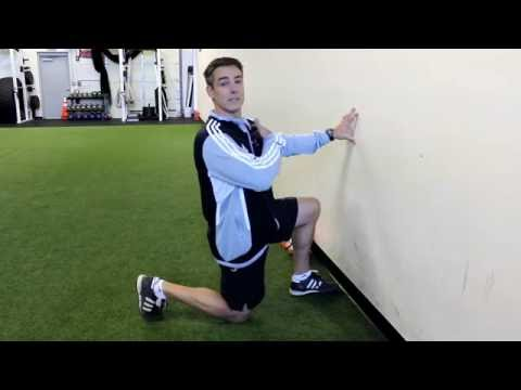Soccer Speed Secrets Half Kneeling Hip Flexor