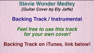 Signed, Sealed, Delivered / Sir Duke / Superstition - Stevie Wonder Medley Backing Track (on iTunes)