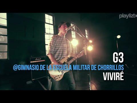 Vivire de Gx3 Letra y Video
