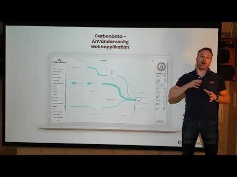 Innovationsracet 2020 - CarbonCloud