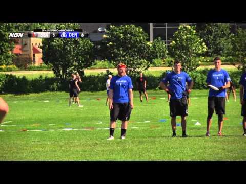 Video Thumbnail: 2014 U.S. Open Club Championships, Men's Pool Play: Seattle Sockeye vs. Denver Johnny Bravo