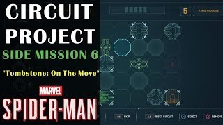 "Circuit Project - Side Mission 6 ""Tombstone: On The Move"" - Marvel's Spider-man"