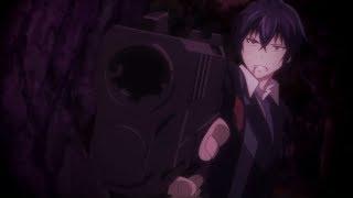 Black Bullet(AMV)