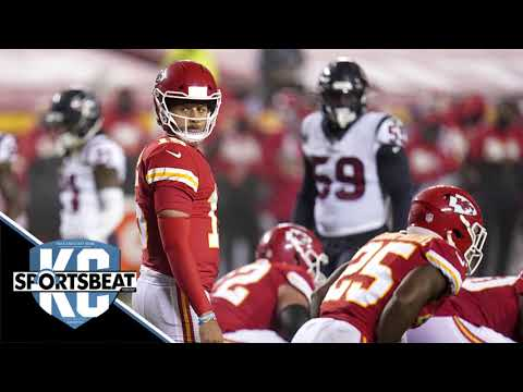 SportsBeat KC: Patrick Mahomes adding another tool to the belt, patience
